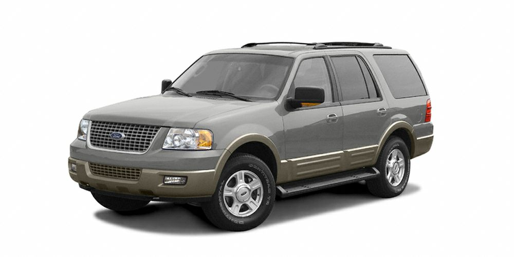 2004 Ford Expedition XLT Miles 160000Color Silver Birch Clearcoat Metallic Stock P4360A VIN