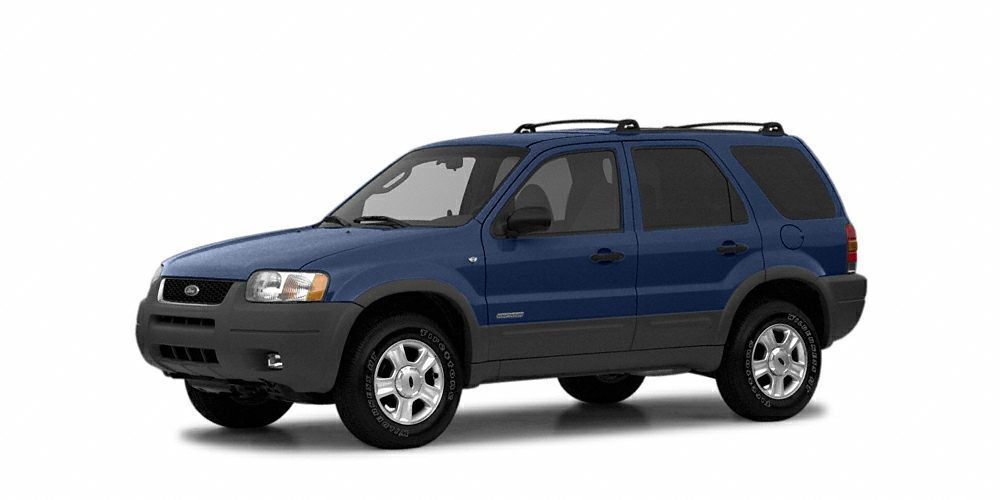 2004 Ford Escape XLT Miles 91586Color True Blue Clearcoat Metallic Stock 26698A VIN 1FMCU031