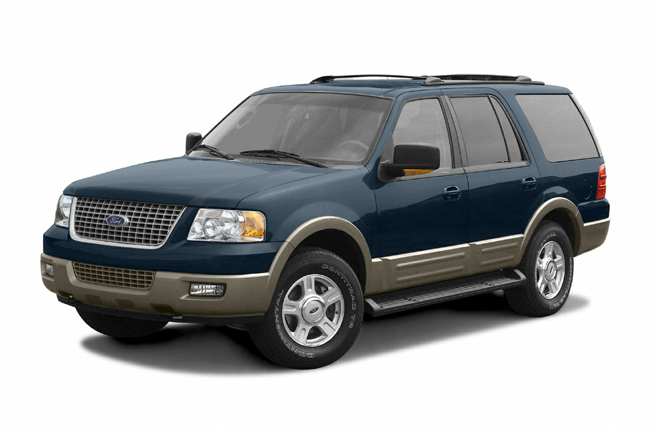 2004 Ford Expedition Eddie Bauer If youve been dreaming about just the right 2004 Ford Expedition