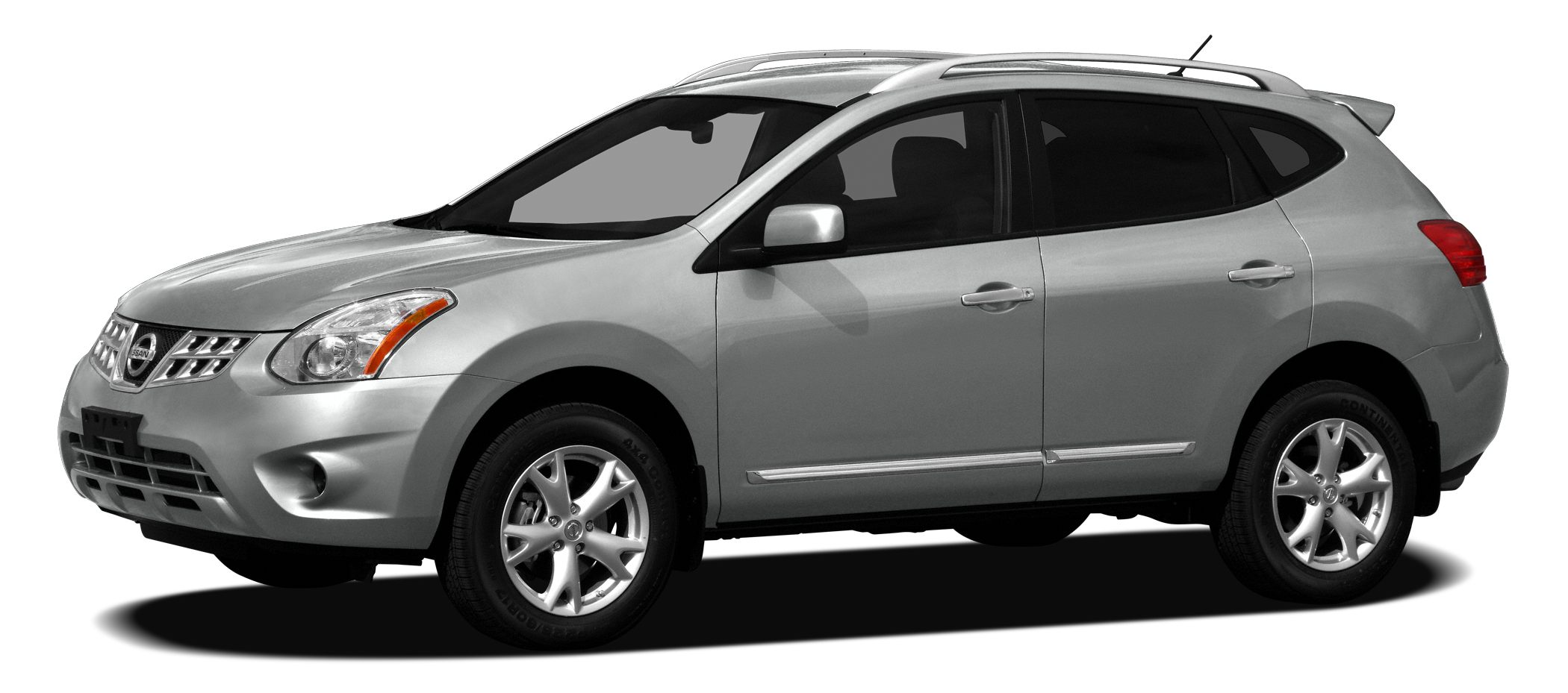 2011 Nissan Rogue SV Your bones have never been happier Breathing space belongs to all aboardIf