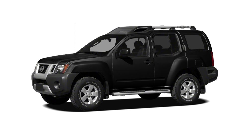 2011 Nissan Xterra X Miles 70734Color Super Black Stock 16AL897B VIN 5N1AN0NU1BC524465