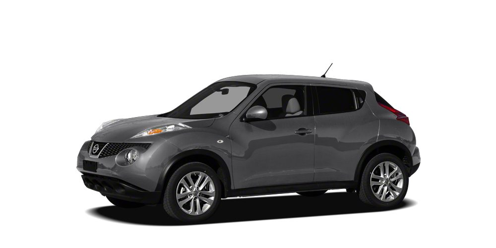 2011 Nissan Juke SV Miles 65531Color Gun Metallic Stock K15527A VIN JN8AF5MV3BT015314
