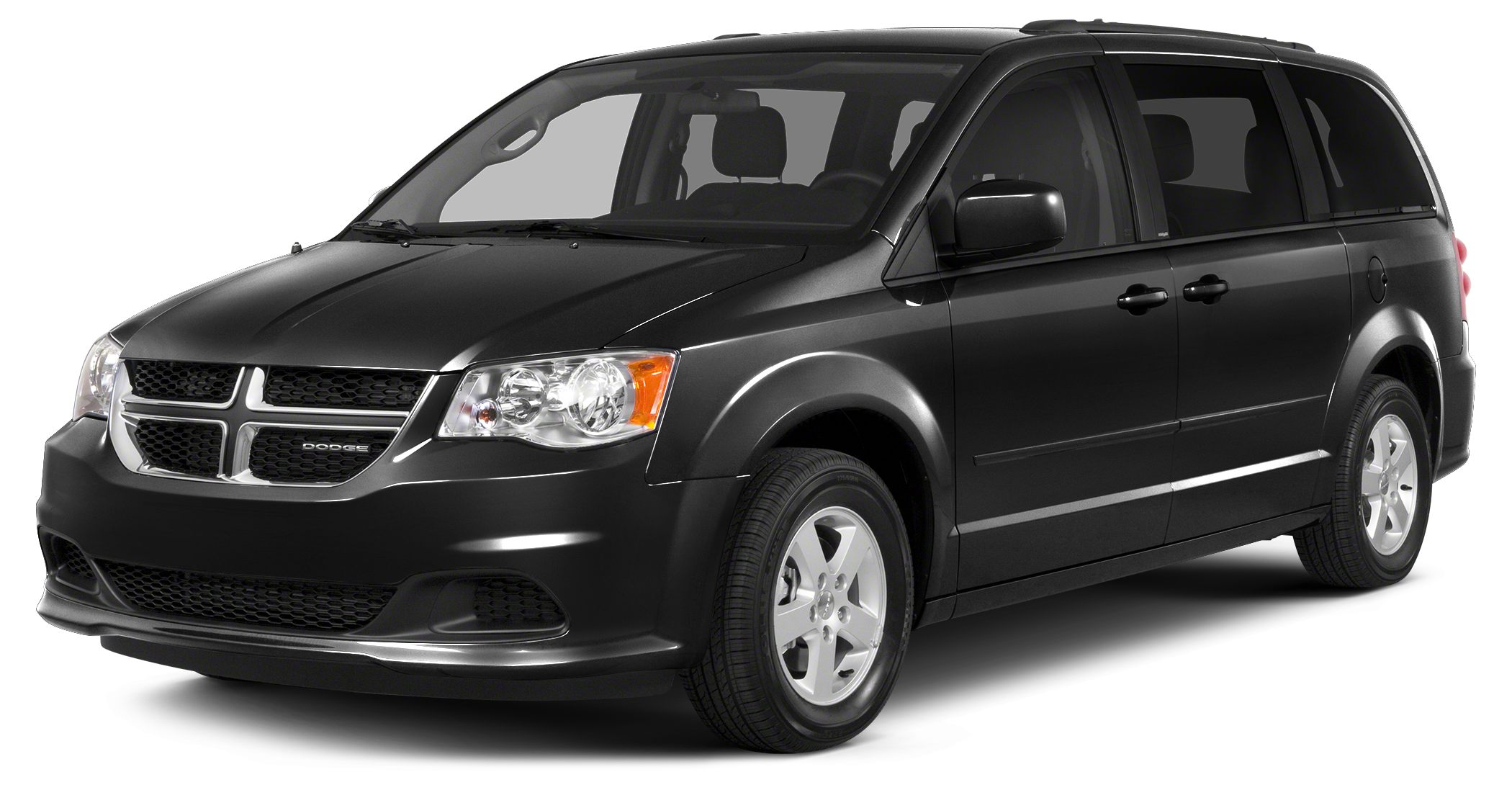 2013 Dodge Grand Caravan SXT Miles 94736Color Black Stock U2417 VIN 2C4RDGCG1DR688163