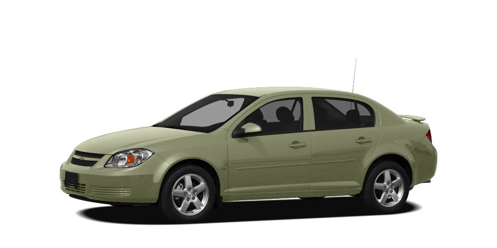 2009 Chevrolet Cobalt LT EPA 33 MPG Hwy24 MPG City 12000 Mile Warranty AMFM STEREO WITH CD PL