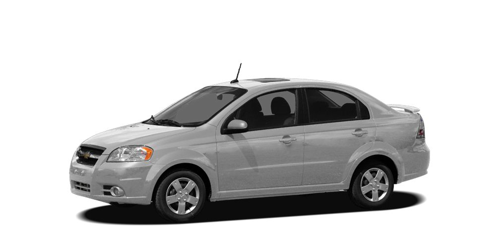 2009 Chevrolet Aveo LT-1 This 2009 Chevrolet Aveo 4dr 4d Sedan LT-1 features a 16L 4 Cylinder 4cy