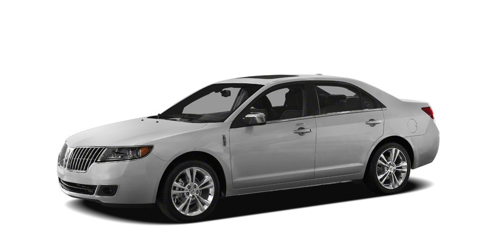 2012 Lincoln MKZ Base Open the roof on this baby  get your daily Vitamin D Gently-driven low mil