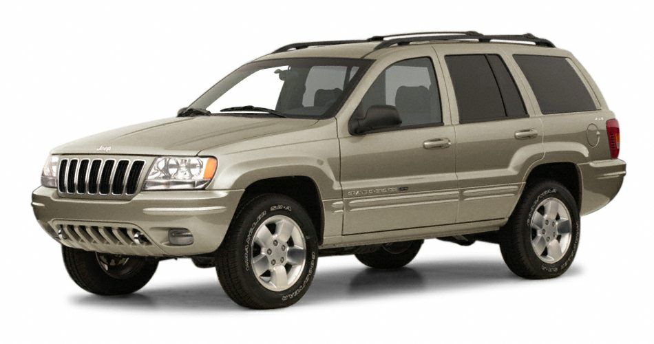 2001 Jeep Grand Cherokee Limited Jeep Trail Rated This particular Grand Cherokee Limited Edition