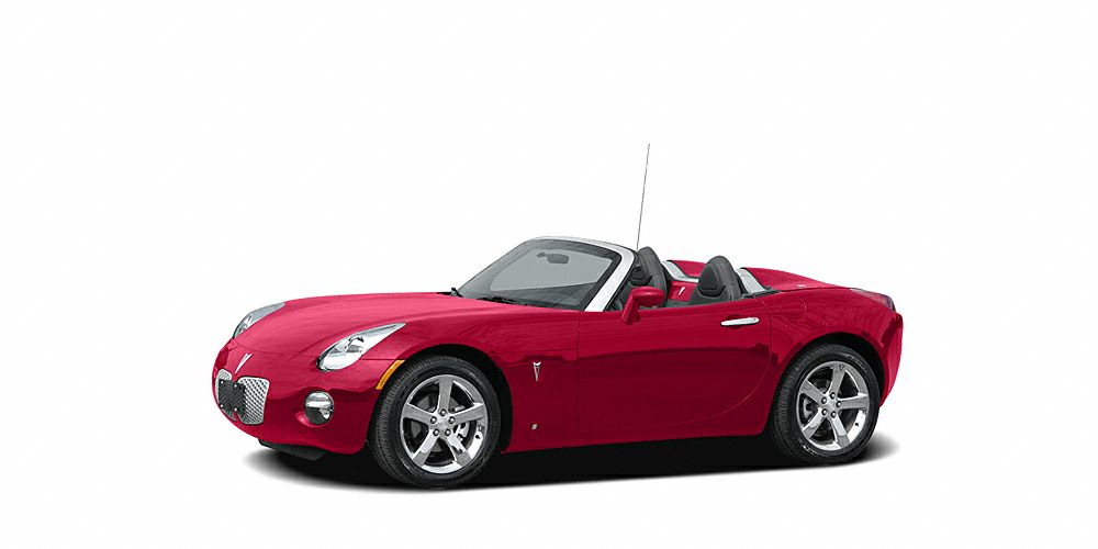 2007 Pontiac Solstice GXP Price excludes government fees and taxes  tag any finance charges and