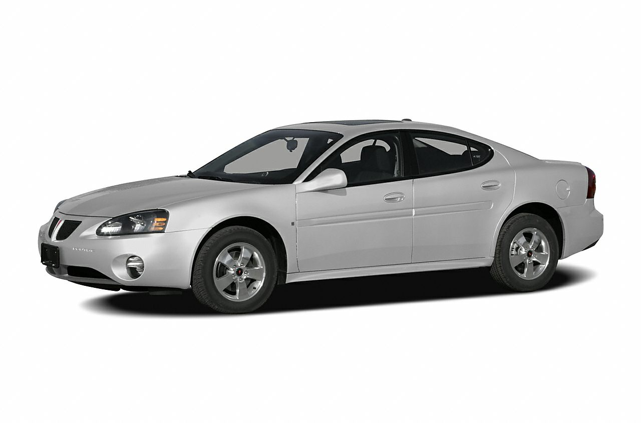 2007 Pontiac Grand Prix GT LOCAL TRADE ABS brakes Air Conditioning AMFM Stereo wCD Player