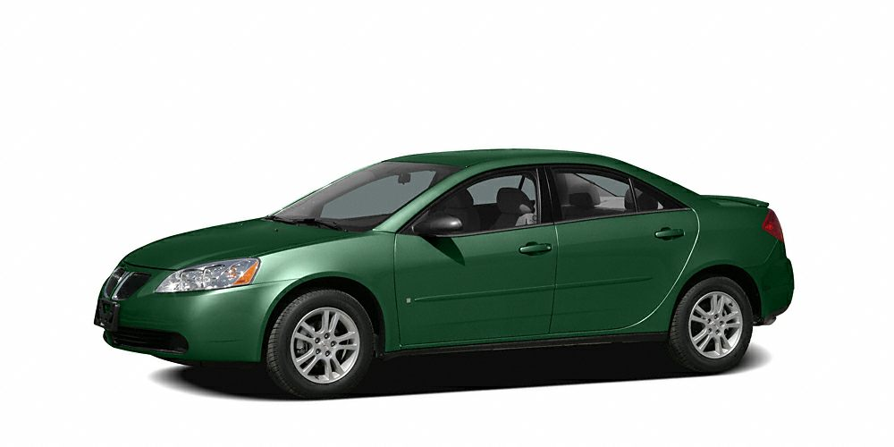 2007 Pontiac G6 Base Priced below KBB Fair Purchase Price LOCAL TRADE Air Conditioning Allo