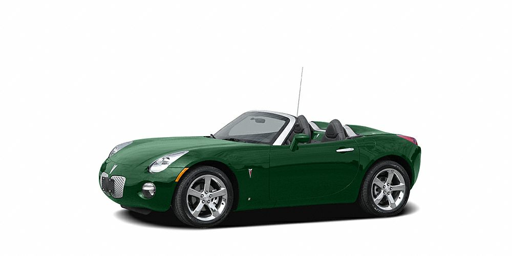 2007 Pontiac Solstice Base Check out this 2007 Pontiac Solstice BASE It has a transmission and a