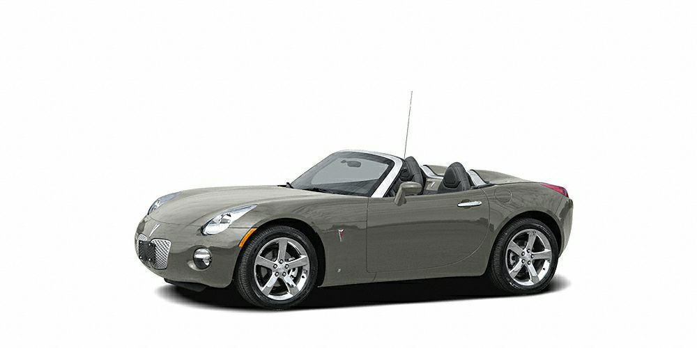2007 Pontiac Solstice Base Wont last long Are you interested in a simply fantastic car Then ta