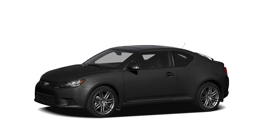 2012 Scion tC Base CARFAX 1-Owner tC trim BLACK exterior and DARK CHARCOAL interior PRICED TO M