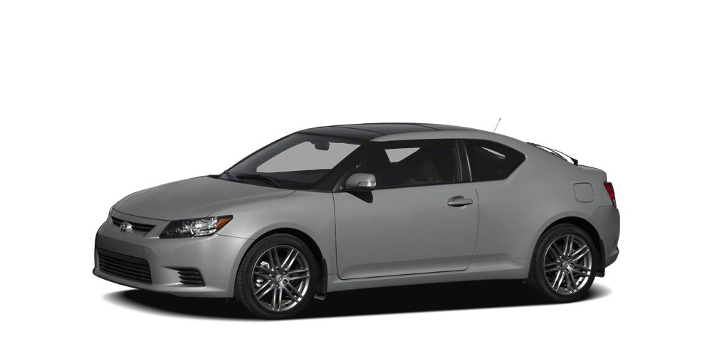 2012 Scion tC  Alloy wheels POWER SUNROOFMOONROOF and QCERTIFIED 2 YEAR100000 MILE LIMITED W
