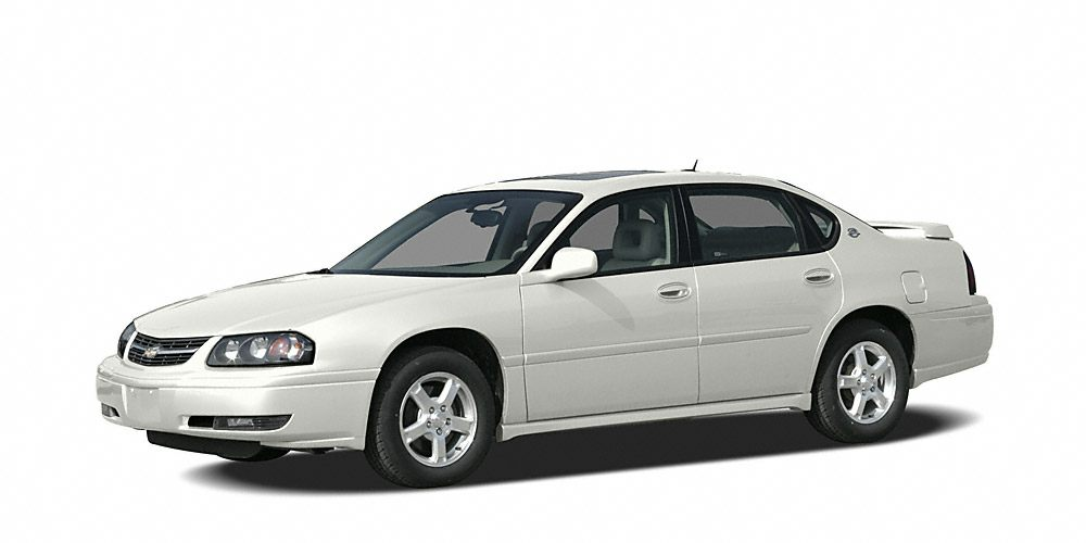 2005 Chevrolet Impala Base Only 600 Down drives you off the lot  cold ac V6 engine power wind