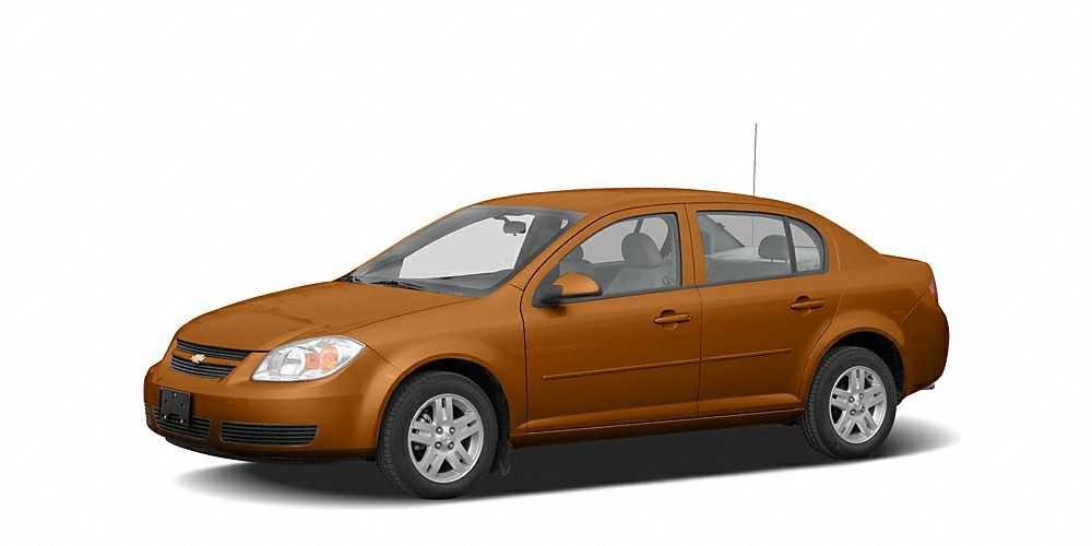 2005 Chevrolet Cobalt LS Lifetime Engine Warranty at NO CHARGE on all pre-owned vehicles Courtesy