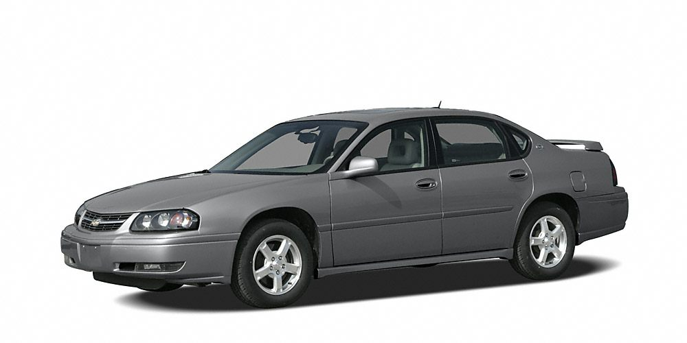 2005 Chevrolet Impala Base Miles 34061Color Gray Stock 18777A1 VIN 2G1WF52E159307438