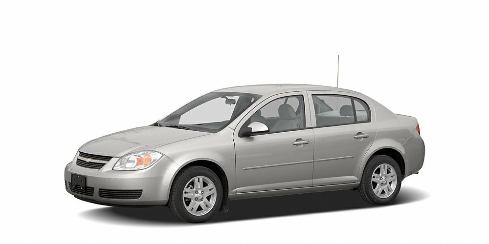 2005 Chevrolet Cobalt Base ACCIDENT FREE LOCAL TRADE SMOKE FREE CALL 866-374-8422 FRONTLIN
