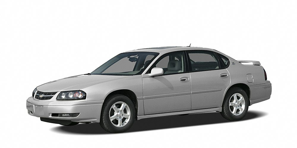 2005 Chevrolet Impala LS Land a bargain on this 2005 Chevrolet Impala LS before someone else takes