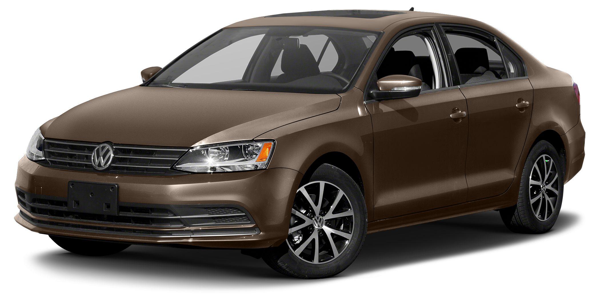 2016 Volkswagen Jetta 18T SEL Jetta 18T SEL Volkswagen Certified 4D Sedan 18L I4 Turbocharge