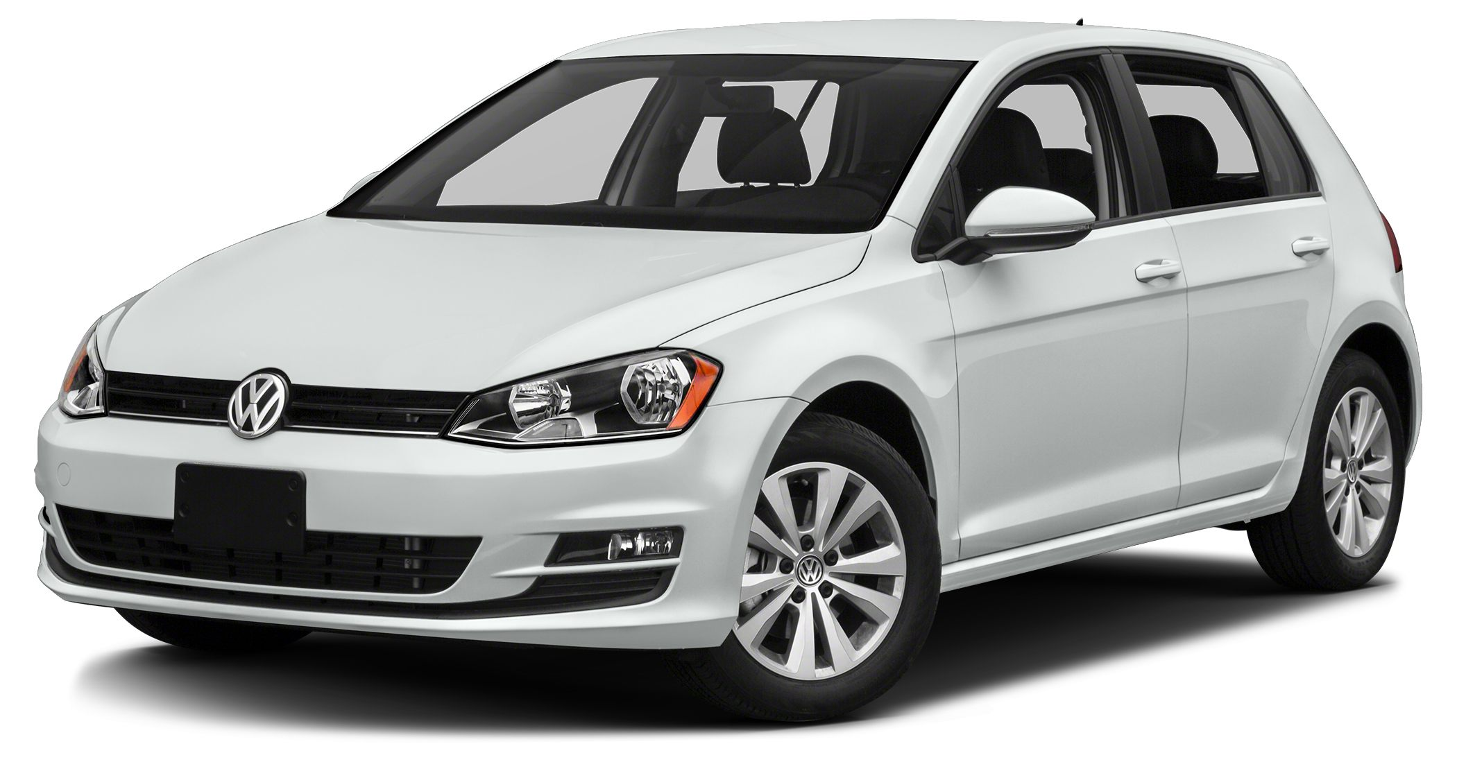 2016 Volkswagen Golf TSI S WE OFFER FREE LIFETIME INSPECTION Miles 35876Color White Stock P16