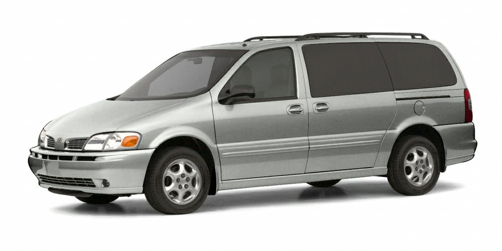 2002 Oldsmobile Silhouette GL Looking to ave BIG on a van check this one out Its a 2002 Sil
