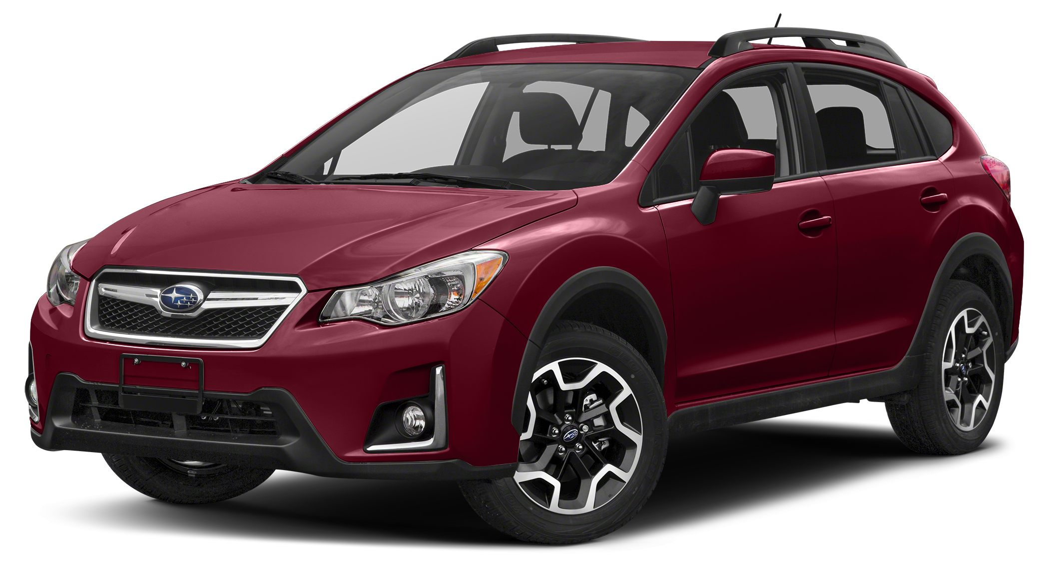 2016 Subaru Crosstrek 20i Limited Color Venetian Red Pearl Stock JG1443A VIN JF2GPANC0GH3176