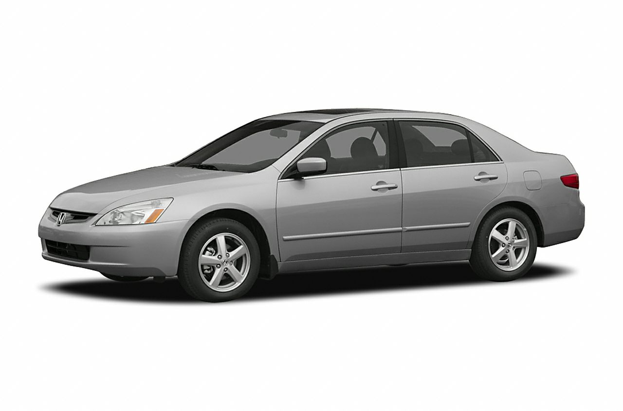 2005 Honda Accord 24 EX WE OFFER FREE LIFETIME INSPECTION Miles 214619Color Gray Stock T1505