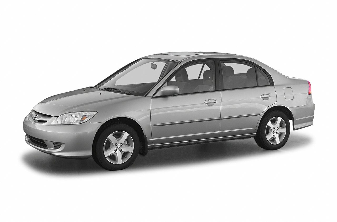 2005 Honda Civic LX Miles 220105Color Silver Stock SB16007A VIN 2HGES16575H542161