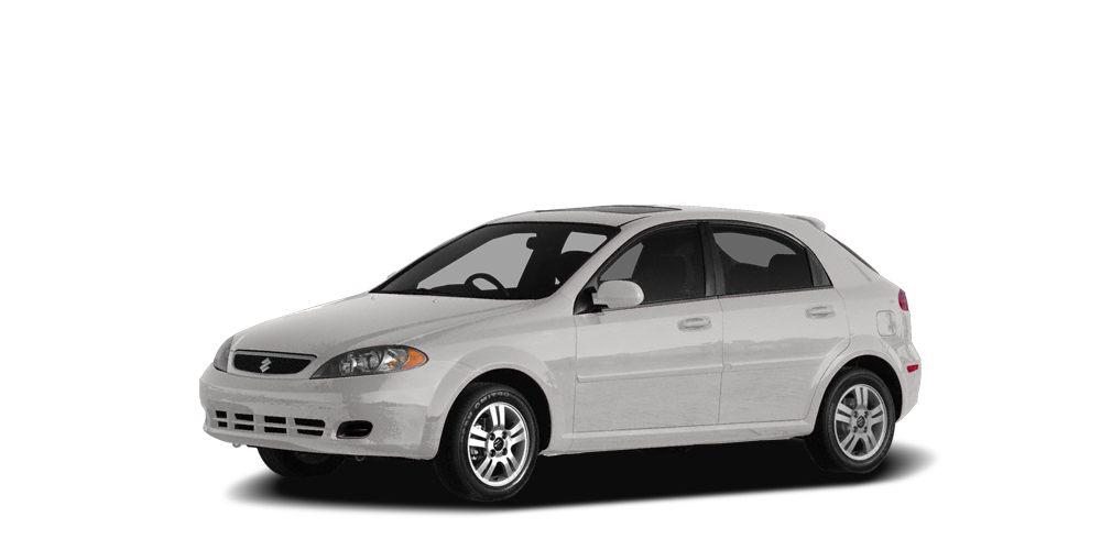 2007 Suzuki Reno Base Land a bargain on this 2007 Suzuki Reno ABS before someone else snatches it