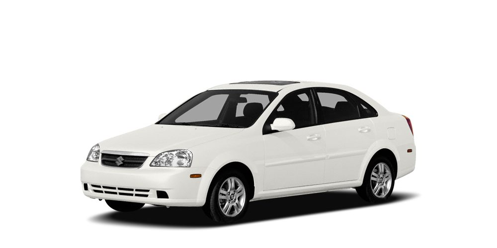 2007 Suzuki Forenza Popular  WHEN IT COMES TO EXCELLENCE IN USED CAR SALESYOU KNOW YOURE AT