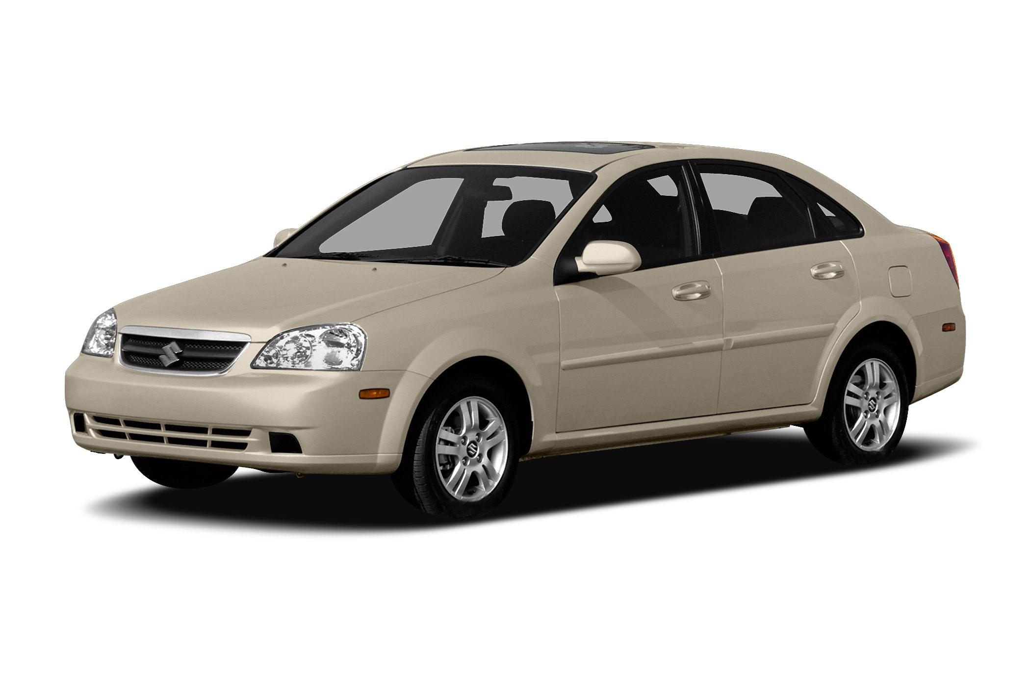 2007 Suzuki Forenza Base THIS VEHICLE COMES WITH OUR BEST PRICE GUARANTEE FIND A BETTER ON A SIM