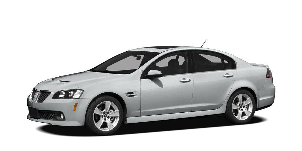 2009 Pontiac G8 GT Clean CARFAX Silver 2009 Pontiac G8 GT RWD 6-Speed Automatic with Driver Shift