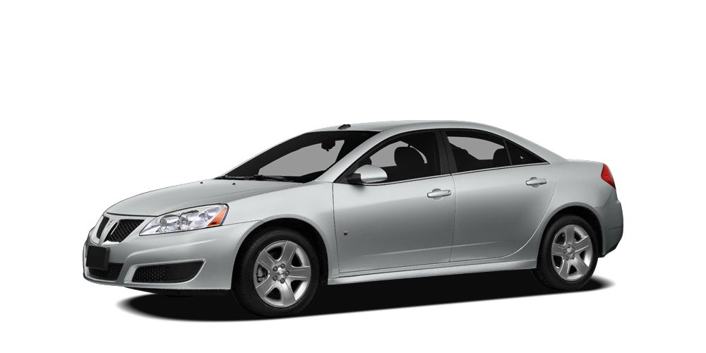 2009 Pontiac G6   WHEN IT COMES TO EXCELLENCE IN USED CAR SALES YOU KNOW Y