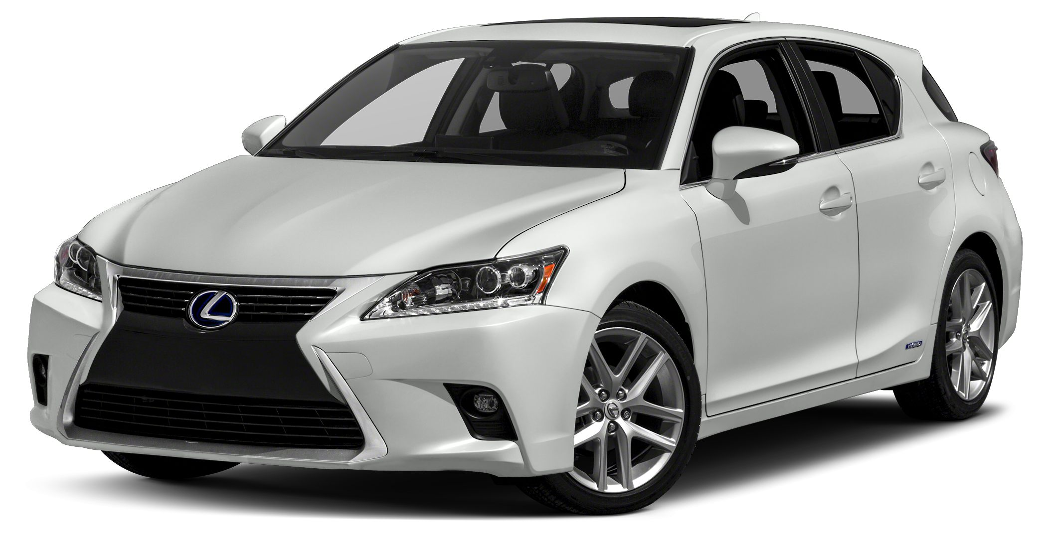 2014 Lexus CT 200h Base This 2014 CT is for Lexus fans looking far and wide for that perfect car