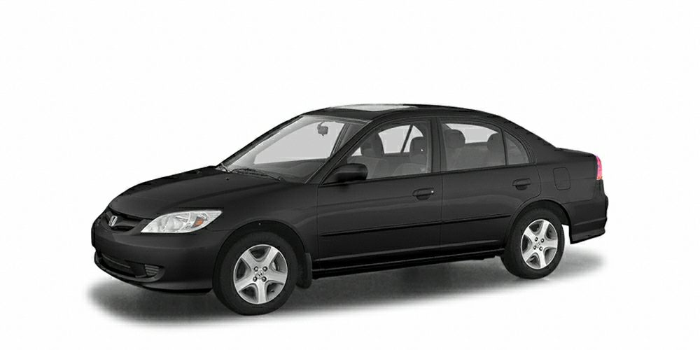 2004 Honda Civic LX  WHEN IT COMES TO EXCELLENCE IN USED CAR SALESYOU KNOW YOURE AT STAR AUT