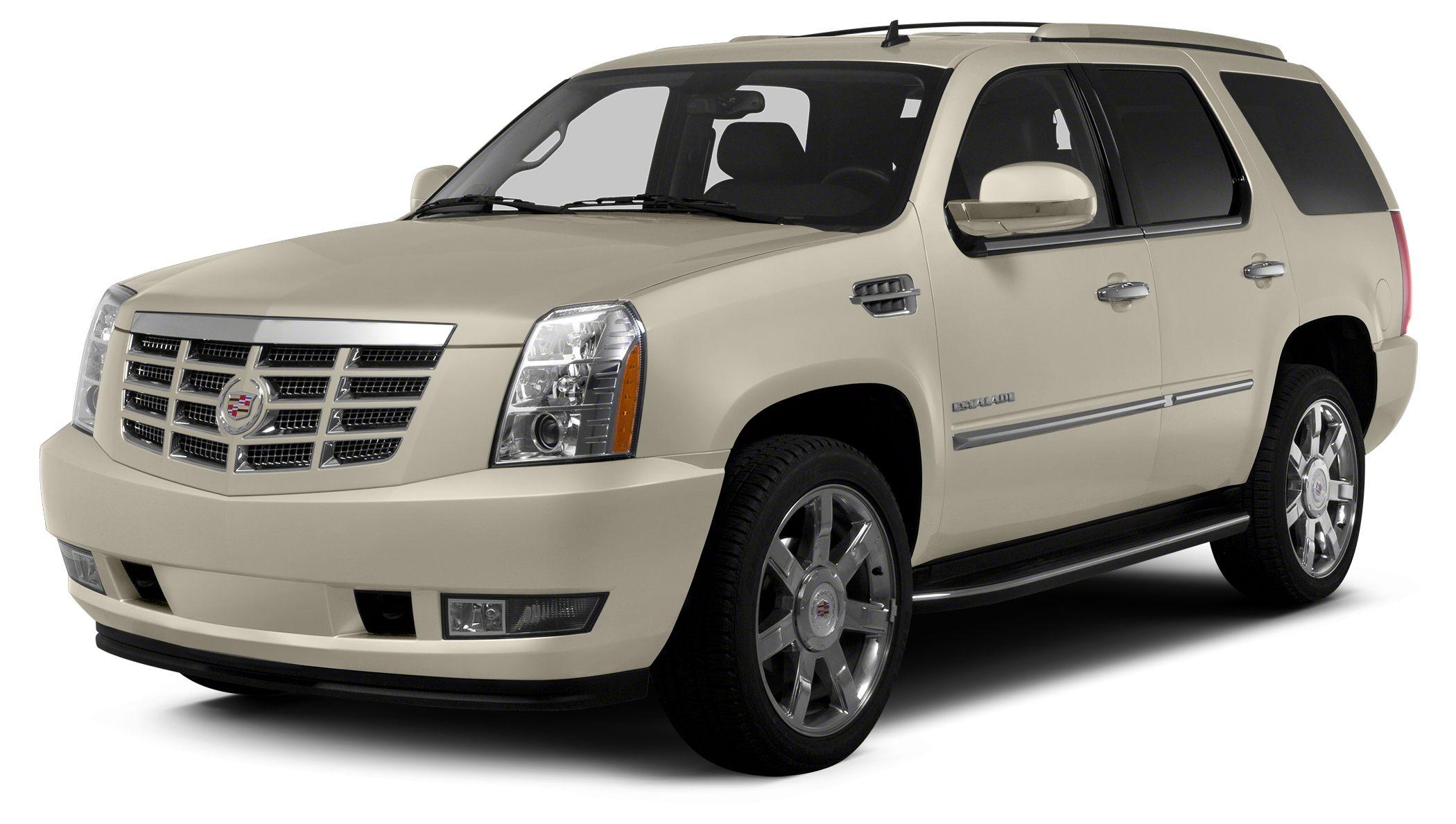 2014 Cadillac Escalade Premium Miles 40961Color White Diamond Tricoat Stock 422037A VIN 1GYS