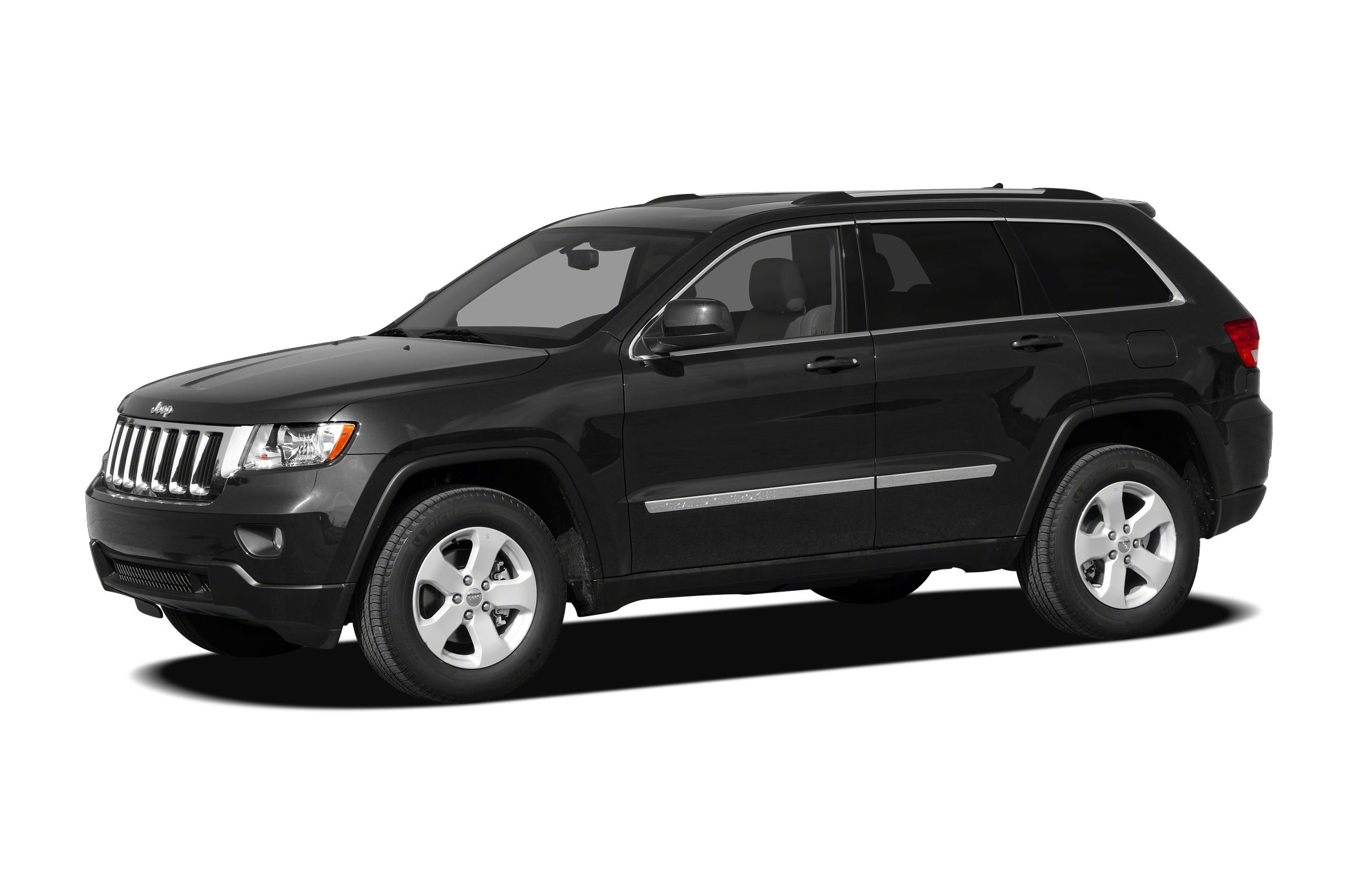 2012 Jeep Grand Cherokee Laredo Moonroof and LEATHER Isnt it time for a Jeep Call ASAP Come ta