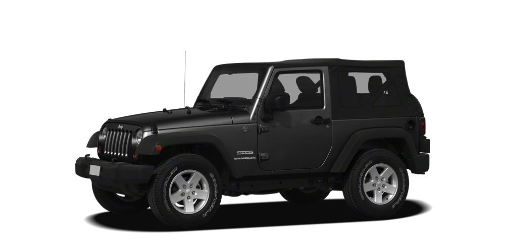 2012 Jeep Wrangler Sport Miles 50759Color Black Clearcoat Stock JW2846A VIN 1C4AJWAG0CL13277