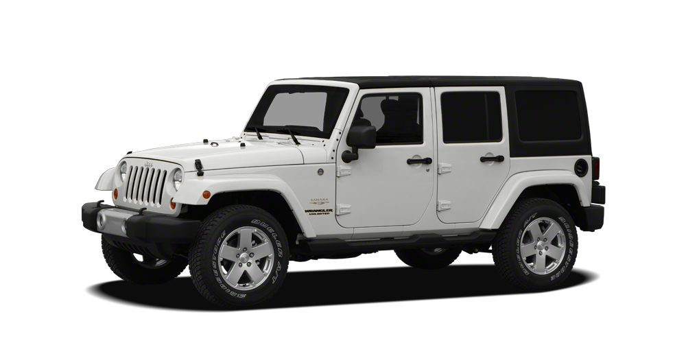 2012 Jeep Wrangler Unlimited Sport LOW MILES - 47378 Sport trim SIRIUS SATELLITE RADIO TUBULAR