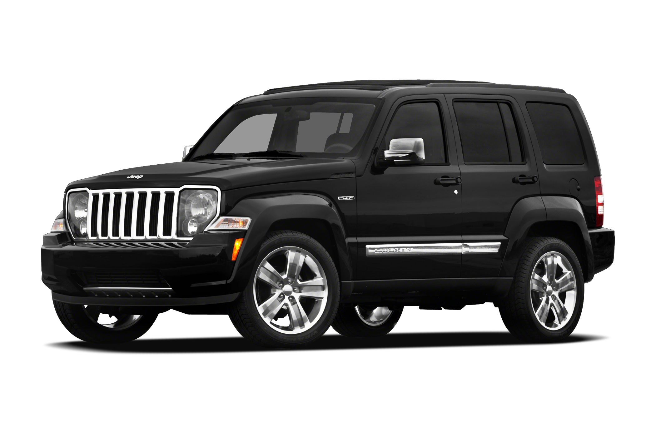2012 Jeep Liberty Limited Jet Edition Miles 77675Color Black Stock 17CK690B VIN 1C4PJMFK6CW1