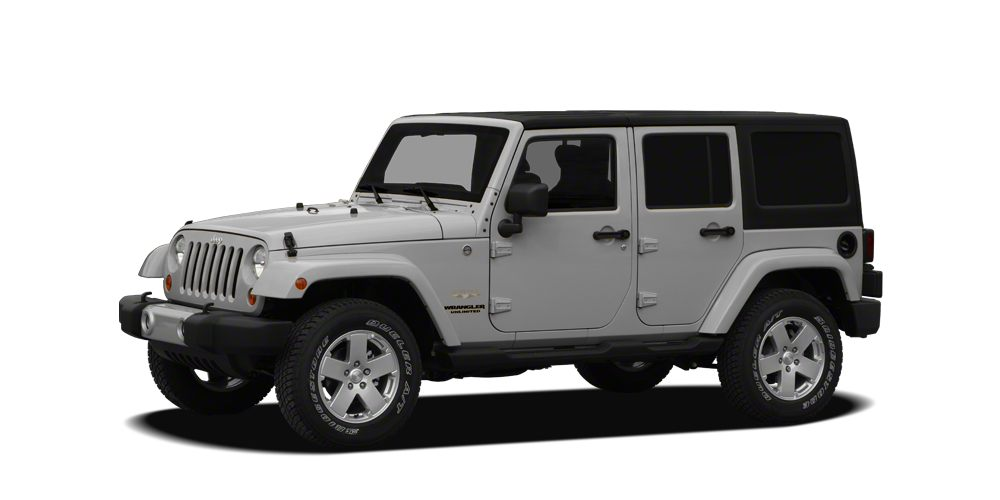 2012 Jeep Wrangler Unlimited Sahara Miles 90514Color Bright Silver Clearcoat Metallic Stock H6