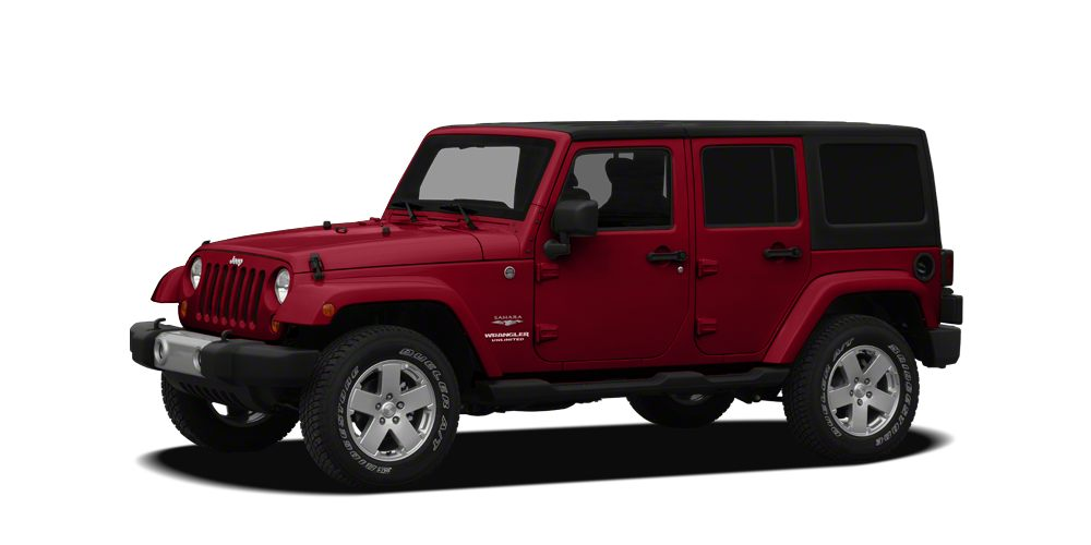 2012 Jeep Wrangler Unlimited Sport CARFAX 1-Owner ONLY 35197 Miles Sport trim CD Player iPod