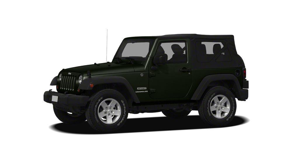 2012 Jeep Wrangler Sport ONLY 17576 Miles Sport trim 6 INFINITY SPEAKERS WSUBWOOFER DEEP-TI