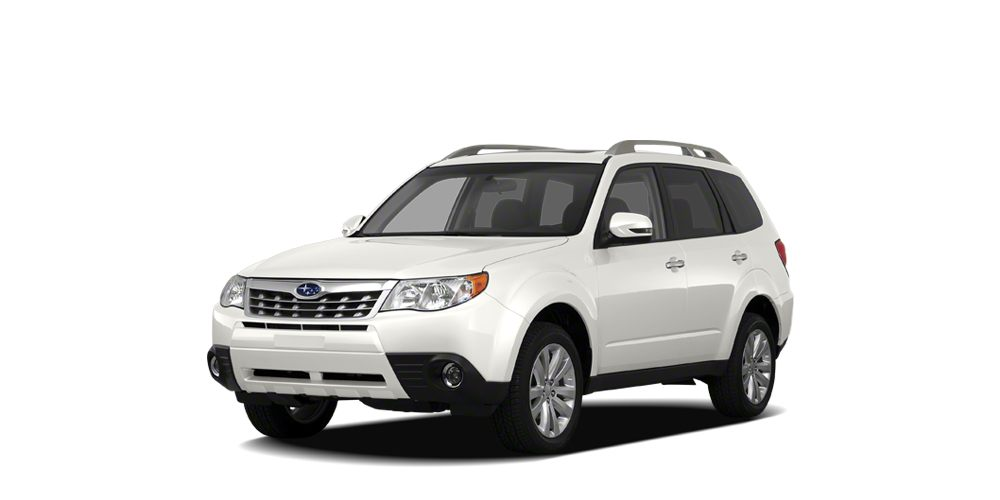 2011 Subaru Forester 25X Limited  WHEN IT COMES TO EXCELLENCE IN USED CAR SALES YOU KNOW YOU