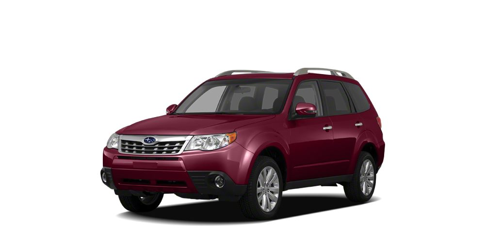 2011 Subaru Forester 25X Miles 120959Color Camellia Red Pearl Stock CU58269A VIN JF2SHABC1B