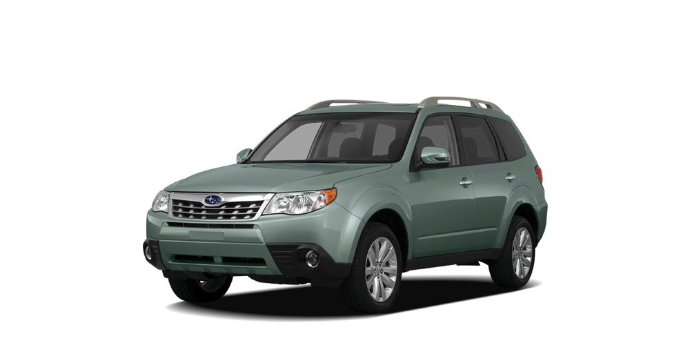 2011 Subaru Forester 25X Premium Miles 65847Color Sage Green Metallic Stock 161120A VIN JF2