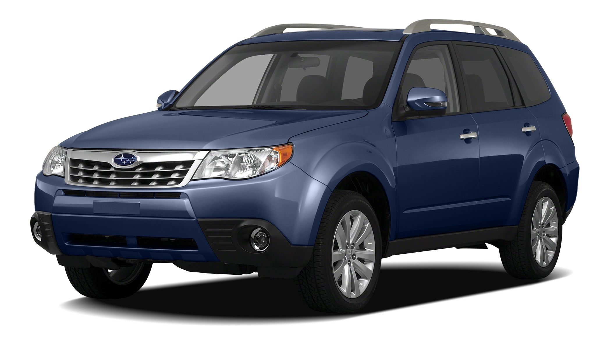 2011 Subaru Forester 25X Premium Miles 51189Color Marine Blue Pearl Stock 151859A VIN JF2SH