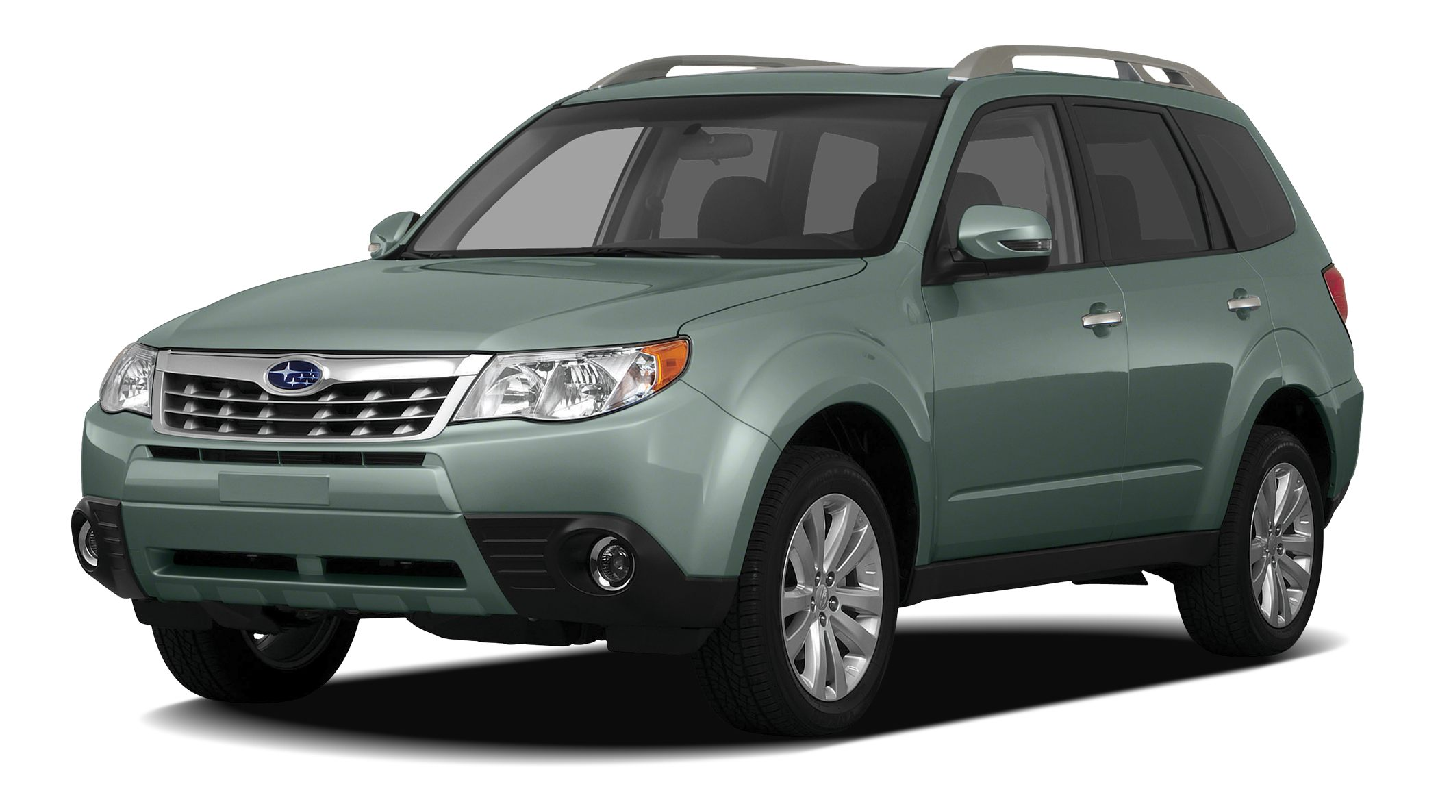 2011 Subaru Forester 25 X Premium Miles 16483Color Sage Green Metallic Stock T25774A VIN JF2