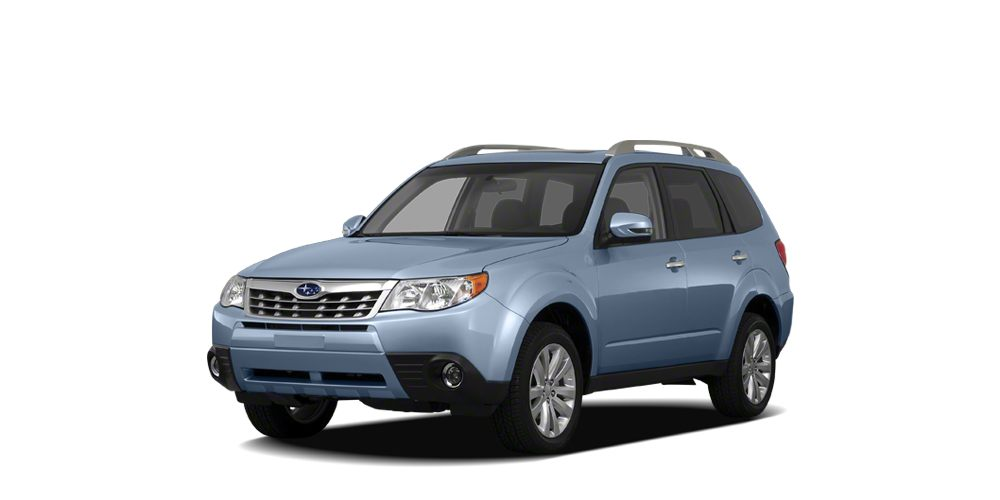 2011 Subaru Forester 25X Premium  WHEN IT COMES TO EXCELLENCE IN USED CAR SALES YOU KNOW YOU